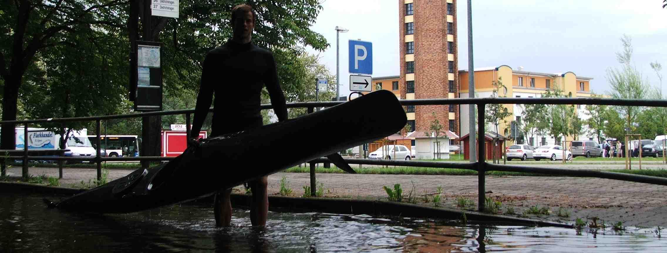 Hochwasser 29.7.2011