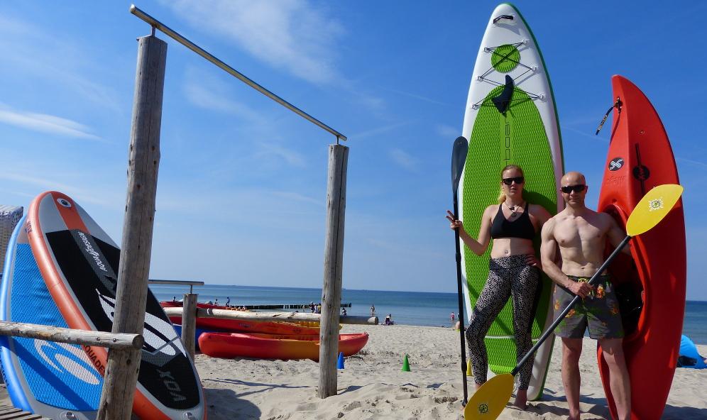 Fitnesstraining für die Strandfigur